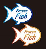 frozen fish