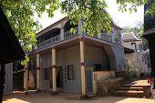 Royal Palace At Ambohimanga