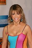 LOS ANGELES - FEB 12: Paula Abdul at the 'A Tribute to Magic Johnson - The official tip-off to NBA A