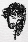 Jesus Christ Cross Stitch