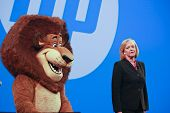 Las Vegas, Nv - 05 de junio de 2012: Hp Presidente y Chief Executive Officer Meg Whitman ofrece un Addre