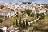 White Town Of Ronda
