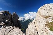 View From Dolomites