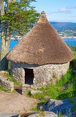 Celtic shack #1