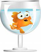 Fish In Glass