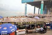 Cafe On The Yangtze River