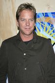 SANTA MONICA, CA - JUL 23: Kiefer Sutherland Fox TCA Summer Press Tour alle Starparty auf dem Santa-M