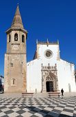 Portugal, Tomar: Sao Joao Baptista Church