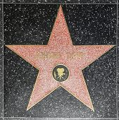 Johnny Depps Stern am Hollywood Walk Of Fame
