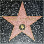 Samuel L Jacksons Star On Hollywood Walk Of Fame