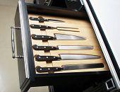 Knife Set In Modern Kitchen 3