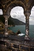 Hill Hole  In Porto Venere