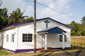 Revival Tabernacle Church Corn Island Nicaragua Central America