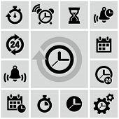 Uhr-Symbole