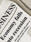 Economy Falls Into Recession
