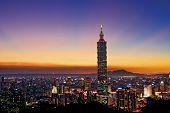 Taipei's Night
