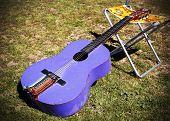 Hippie Spanish Guitar