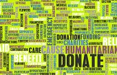 stock photo of deed  - Donate for a Charity or Charitable Cause - JPG