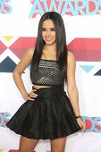 LOS ANGELES - NOV 17: Becky G at the 5th Annual TeenNick HALO Awards at the Hollywood Palladium on N