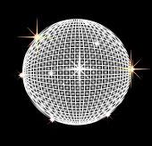 Disco Reflector Ball