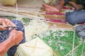 Basket Weaving;