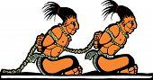 Mayan Prisoners
