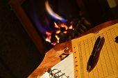 Fireside Study