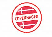 stock photo of copenhagen  - Passport - JPG