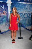 LOS ANGELES - NOV 19:  Stefanie Scott at the