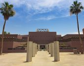 Arizona State University Art Museum, Tempe, Arizona