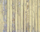 stock photo of wainscoting  - yellow wooden texture great as a  background - JPG