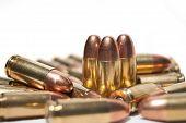 9mm bullet group