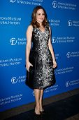 NEW YORK-NOV 21; Actress Tina Fey attends the American Museum of Natural History's 2013 Museum Gala