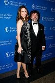 NEW YORK-NOV 21; Actress Tina Fey and husband Jeff Richmond attend American Museum of Natural Histor