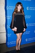 NEW YORK-NOV 21; Actress Nasim Pedrad attends the American Museum of Natural History's 2013 Museum G