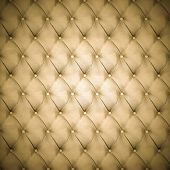 Abstract background texture of an old natural luxury, modern style leather with rhombs. Classic brow