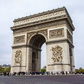 stock photo of charles de gaulle  - Paris - JPG