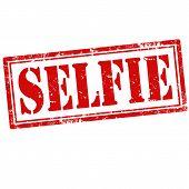 Selfie-stamp