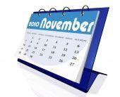 calendar 2010