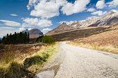 Road To Beinn Eighe