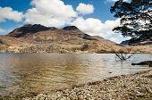 Slioch And Loch Maree