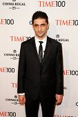NEW YORK-APR 29: Dr. Obadah al-Kaddri attends the Time 100 Gala for the  Most Influential People in