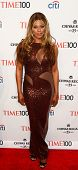 NEW YORK-APR 29: Actress Laverne Cox attends the Time 100 Gala for the Most Influential People in the World at the Frederick P. Rose Hall at Lincoln Center on April 29, 2014 in New York City.