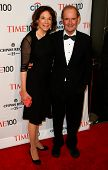 NEW YORK-APR 29: Lawyer David Boies & wife Mary Boies attend the Time 100 Gala for Most Influential