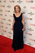 NEW YORK-APR 29: Time Magazine Managing Editor Nancy Gibbs attends the Time 100 Gala for the Most In