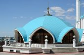 Kazan Kremlin. Firehouse Building (
