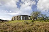 Stonehenge At Maryill Washington