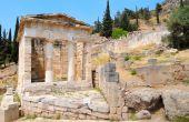 Treasury Of Athens