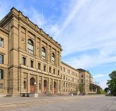 Zurich University Buildings