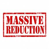 Massive Reduction-stamp
